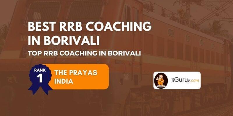 Top RRB Coaching in Borivali