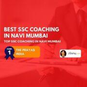 Top SSC Coaching in Navi Mumbai