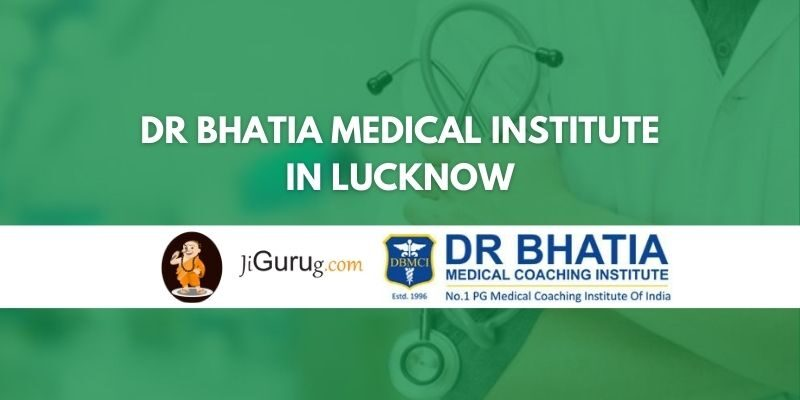 Dr Bhatia Medical Institute in Lucknow Review