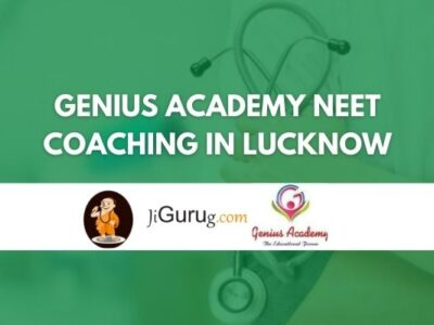 Genius Academy NEET Coaching in Lucknow Review