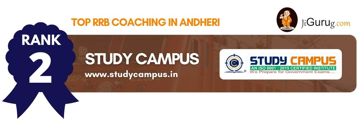 Best RRB Coaching in Andheri