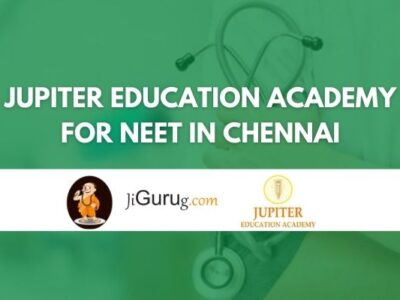 Jupiter Education Academy for NEET in Chennai Review