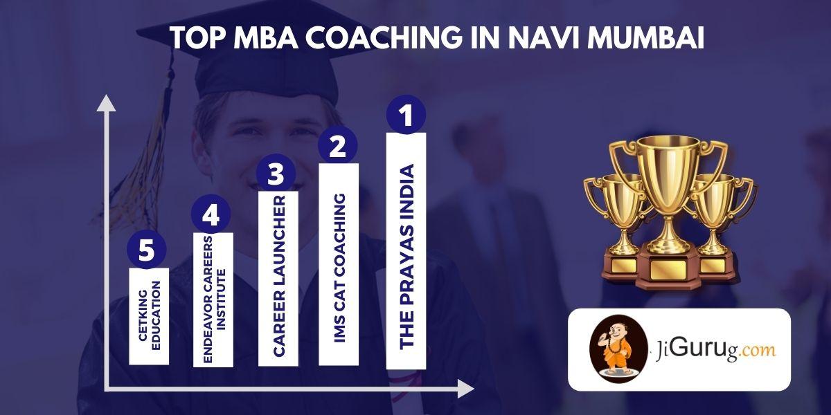List Top CAT Coaching Institutes in Navi Mumbai