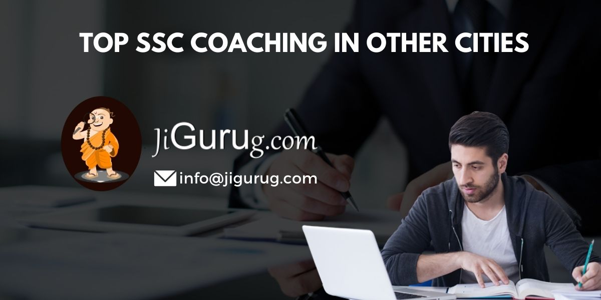 List of Best SSC Coaching Institutes in Other Cities