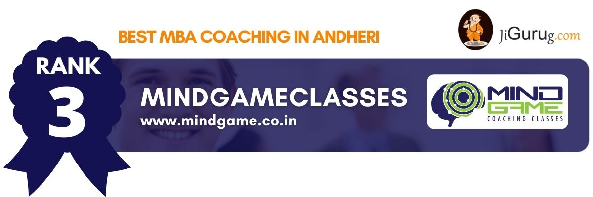 Top CAT Coaching in Andheri