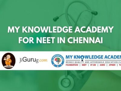 My Knowledge Academy for NEET in Chennai Review