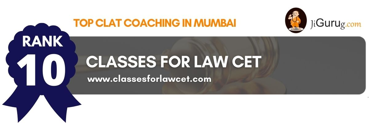 Top CLAT Coaching in Mumbai