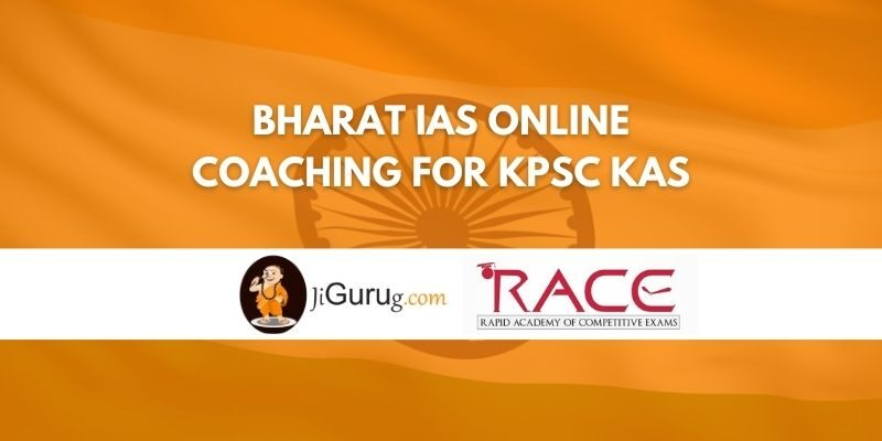 Review of Bharat IAS Online Coaching For KPSC KAS