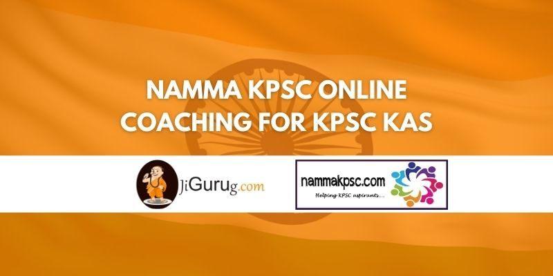 Review of Namma KPSC Online Coaching For KPSC KAS