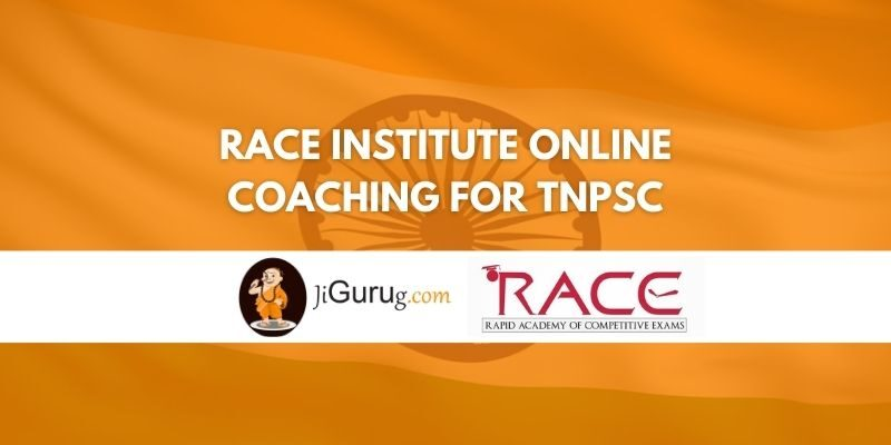 Review of Race Institute Online Coaching for TNPSC