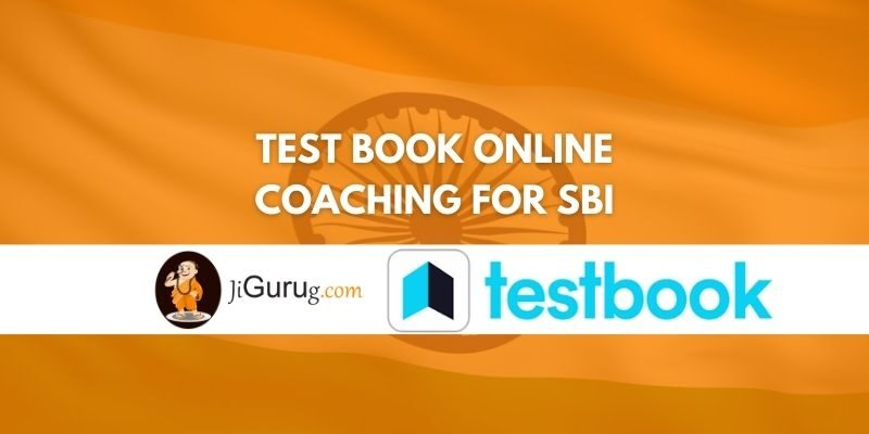 Review of Test Book Online Coaching For SBI