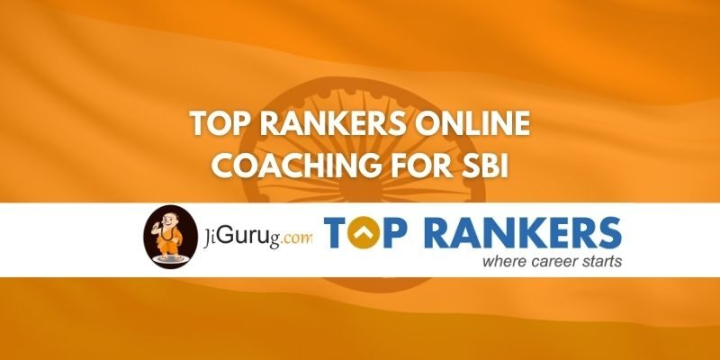 Review of Top Rankers Online Coaching For SBI