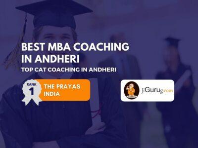 Top CAT Coaching in Andheri