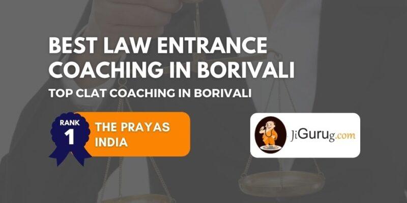 Best CLAT Coaching in Borivali