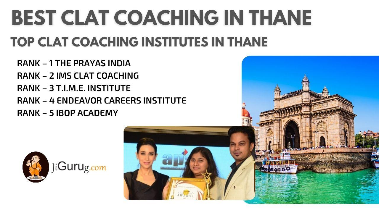Top CLAT Coaching in Thane