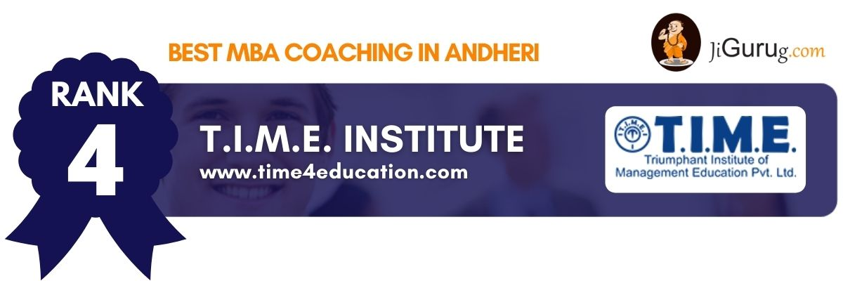 Best CAT Coaching in Andheri