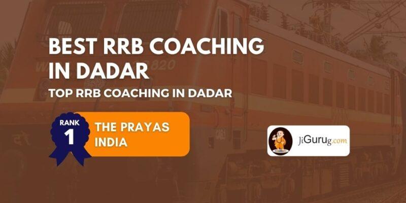 Top RRB Coaching in Dadar