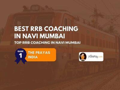 Best RRB Coaching in Navi Mumbai