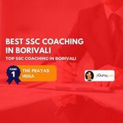 Best SSC Coaching in Borivali