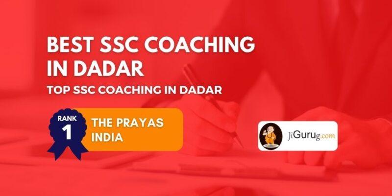 Best SSC Coaching in Dadar