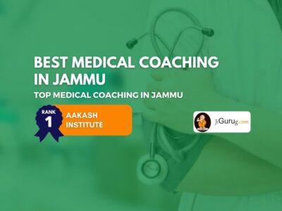 Best NEET Coaching in Jammu