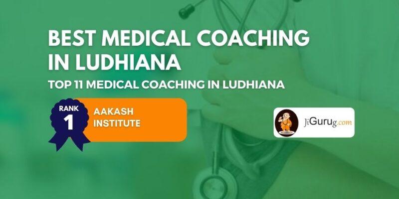 Top NEET Coaching in Ludhiana
