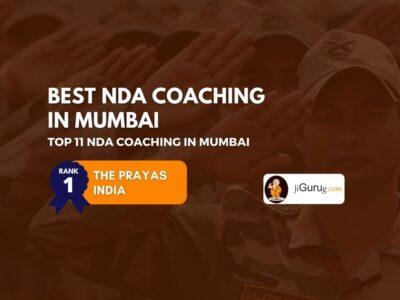 Top NDA Coaching in Mumbai