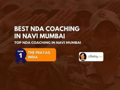 Best NDA Coaching in Navi Mumbai