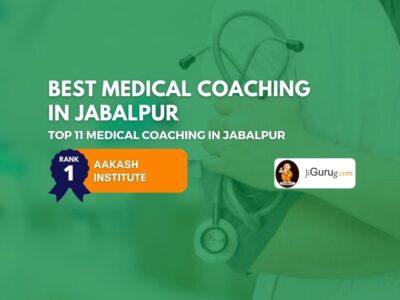 Top NEET Coaching in Jabalpur