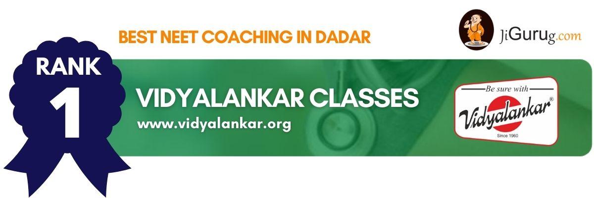Best NEET Coaching in Dadar