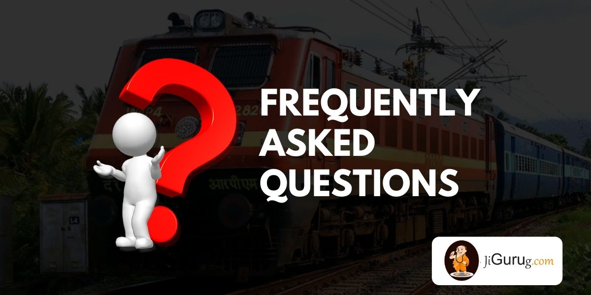 Frequently Asked Questions Regarding Railway Exam Coachings