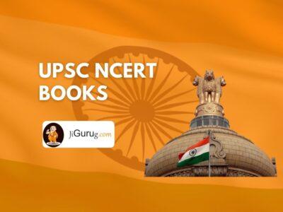 UPSC NCERT Books