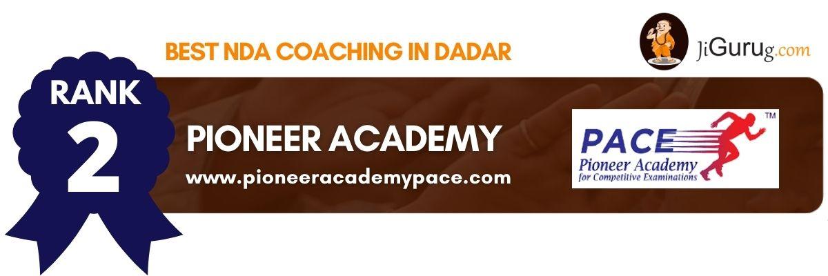 Top NDA Coaching in Dadar