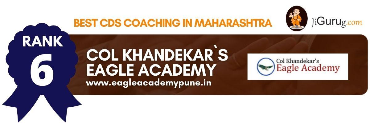 Top CDS Coaching in Maharashtra