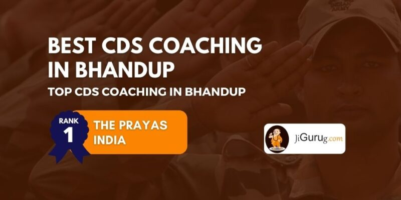 Best CDS Coaching in Bhandup