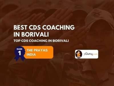 Top CDS Coaching in Borivali