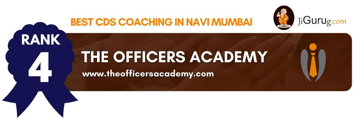 Top CDS Coaching in Navi Mumbai