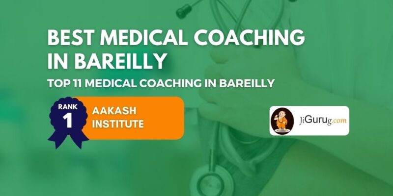 Best NEET Coaching in Bareilly