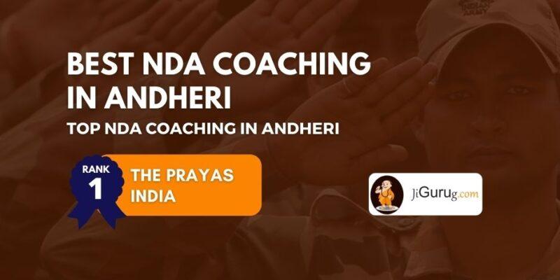 Best NDA Coaching in Andheri