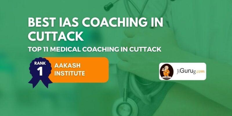 Top NEET Coaching in Cuttack