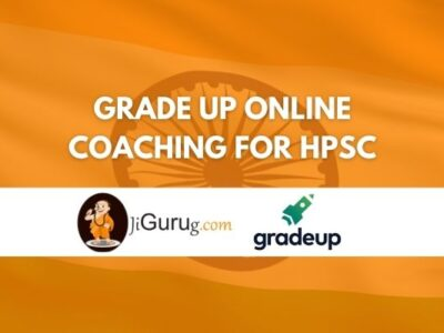 Grade Up Online Coaching For HPSC Review