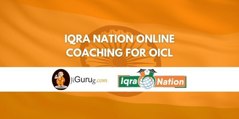 IQRA Nation Online Coaching For OICL Review