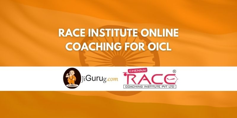 Race Institute Online Coaching For OICL Review