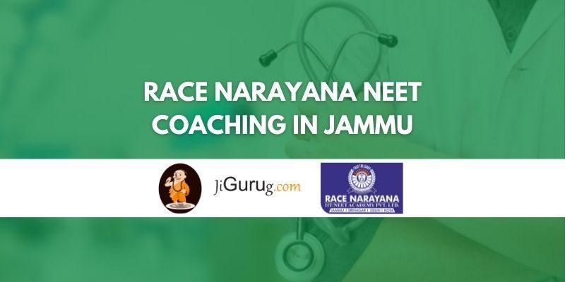 Race Narayana NEET Coaching in Jammu Review