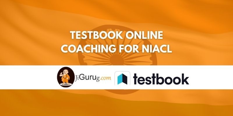Testbook Online Coaching For NIACL Review