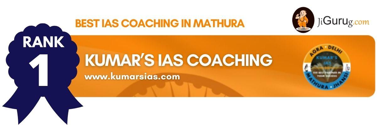 Top IAS Coaching in Mathura