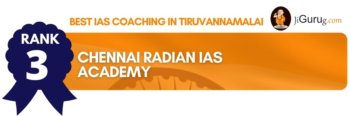 Best IAS Coaching in Tiruvannamalai