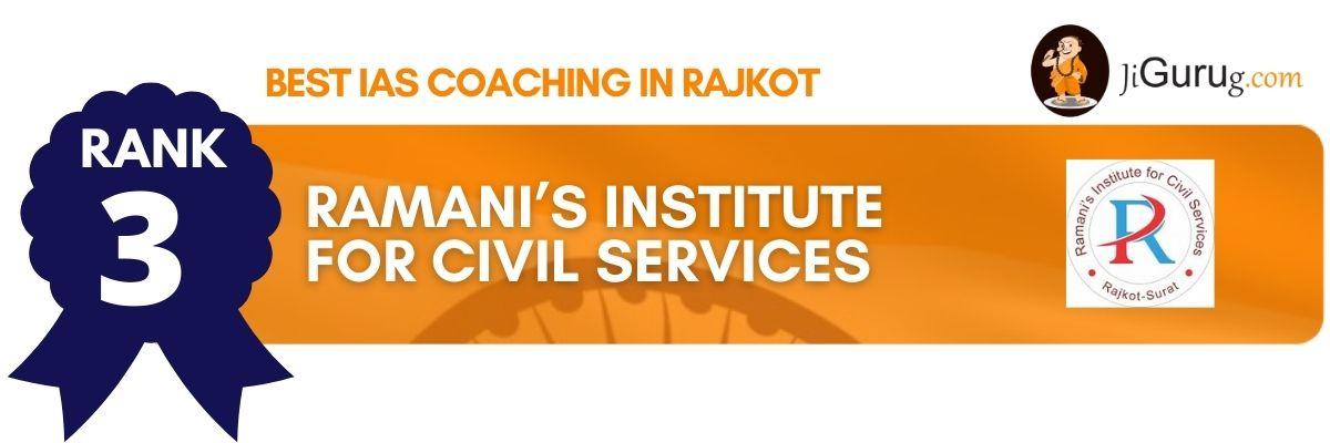 Top IAS Coaching in Rajkot
