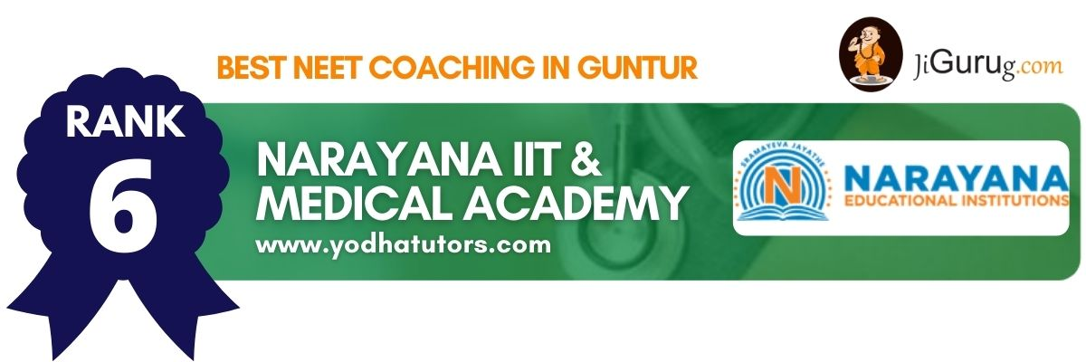 Top NEET Coaching in Guntur