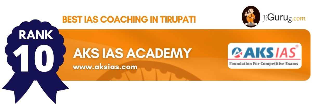 Best IAS Coaching in Tirupati
